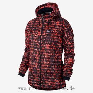 Nike women's running ViperVapor windbreaker jacket